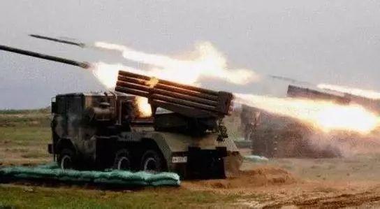 四代重歼:中国黑科技,有了它,中国火箭炮在陆上也能远距离支援!