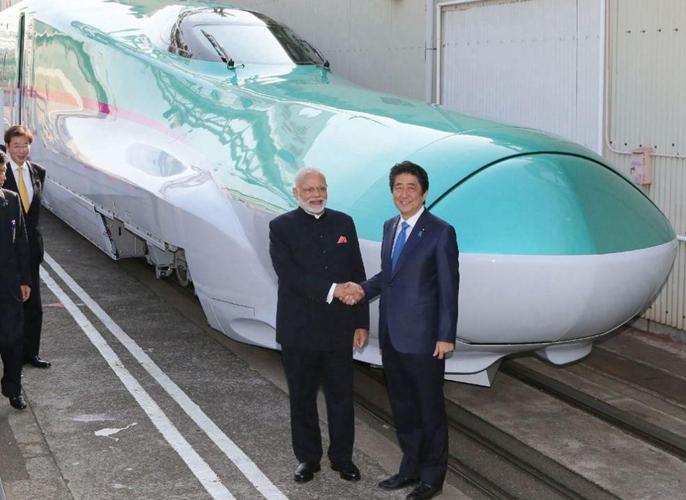 海外探客:印度高铁成为安倍的败笔?日本倒贴1900亿背后或有一个大计划-红德智库